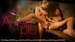 Apple Pie starring Silvie Deluxe & Whitney Conroy