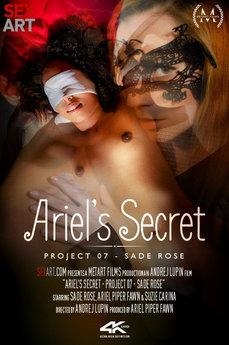 Ariel's Secret - Project 7 Sade Rose