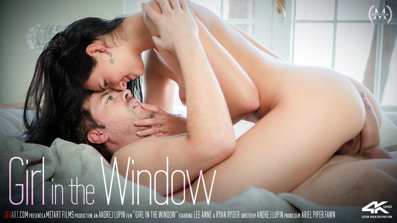 Sex Art - Lee Anne & Ryan Ryder - Girl In The Window