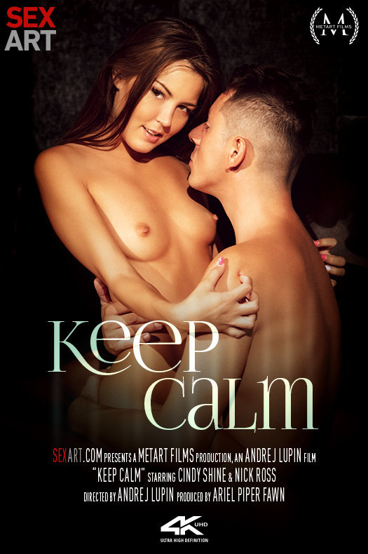 Keep Calm featuring Cindy Shine & Nick Ross by Andrej Lupin