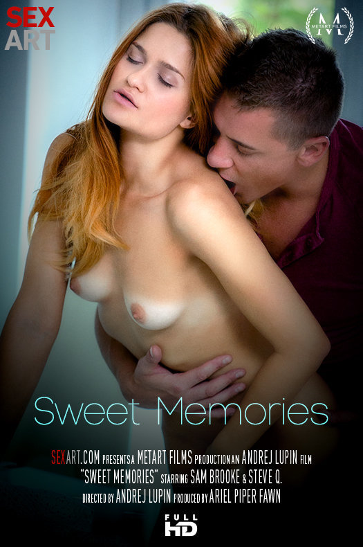 Sweet Memories featuring Sam Brooke & Steve Q by Andrej Lupin