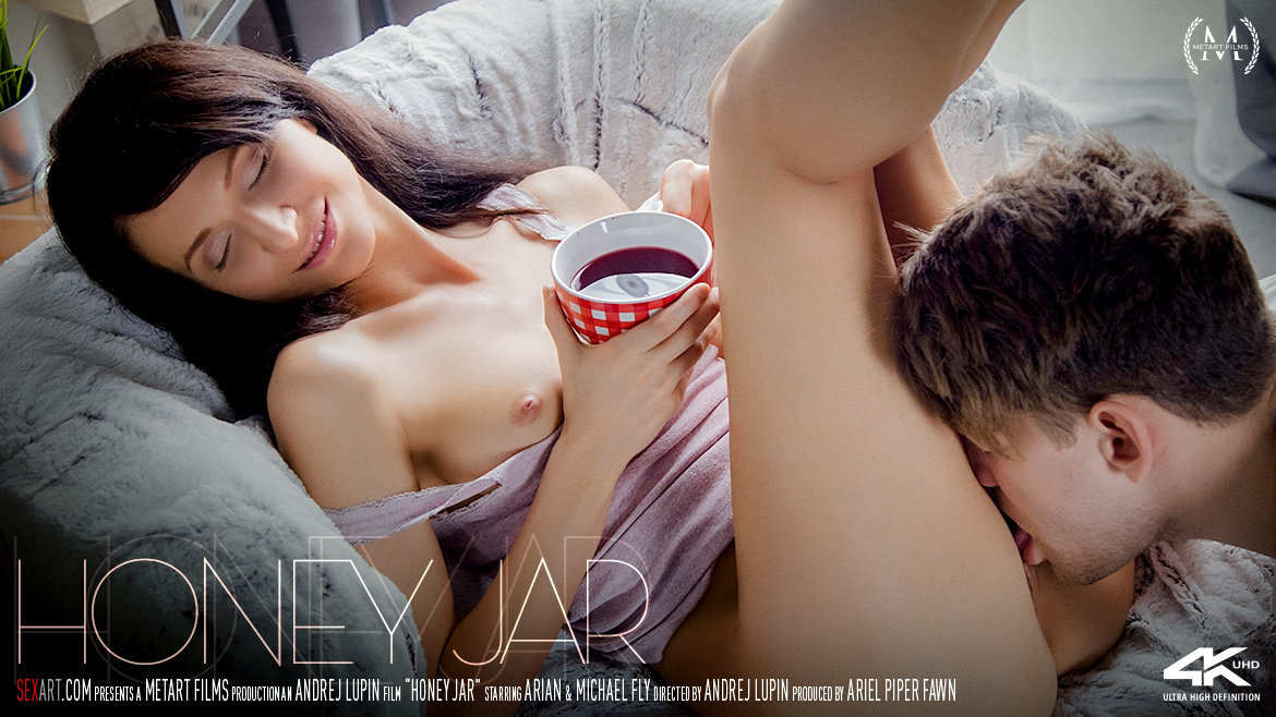 Sex Art - Arian & Michael Fly - Honey Jar