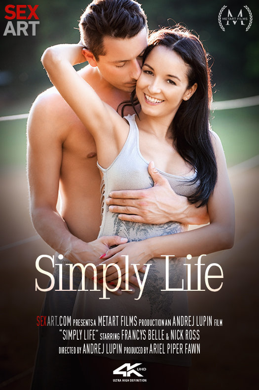 Simply Life featuring Francys Belle & Kristof Cale by Andrej Lupin