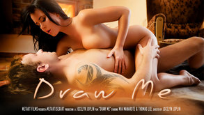 Draw Me starring Mia Manarote & Thomas Lee