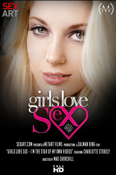 SexArt I'm The Star Of My Own Videos Charlotte Stokely