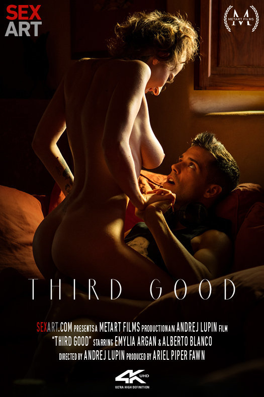 Third Good featuring Emylia Argan & Alberto Blanco by Andrej Lupin