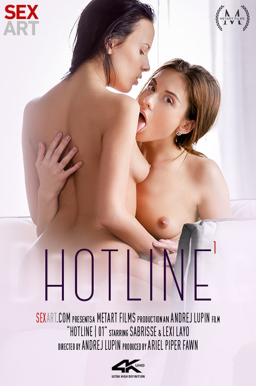Hotline 1 featuring Lexi Layo & Sabrisse A by Andrej Lupin