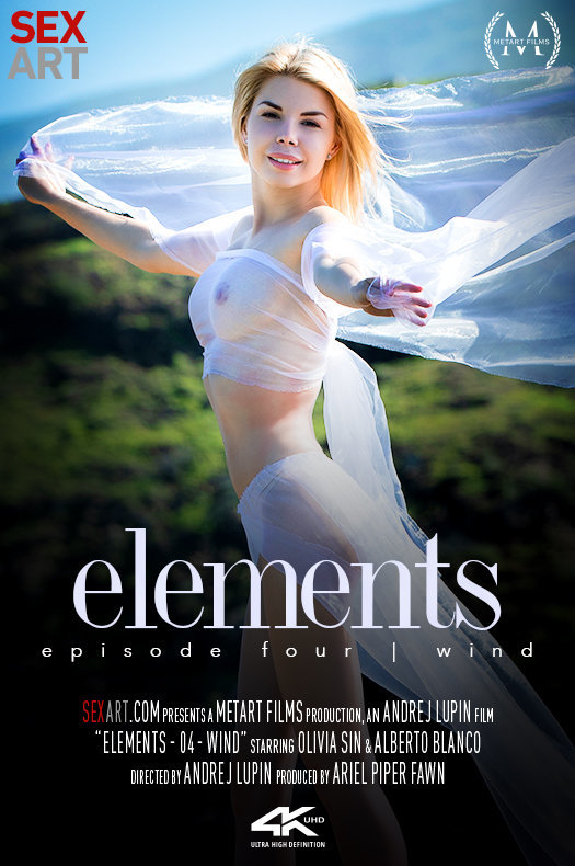 Elements Episode 4 - Wind featuring Olivia Sin & Alberto Blanco by Andrej Lupin