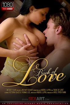 SexArt Book of Love Victoria Blaze & Thomas Lee