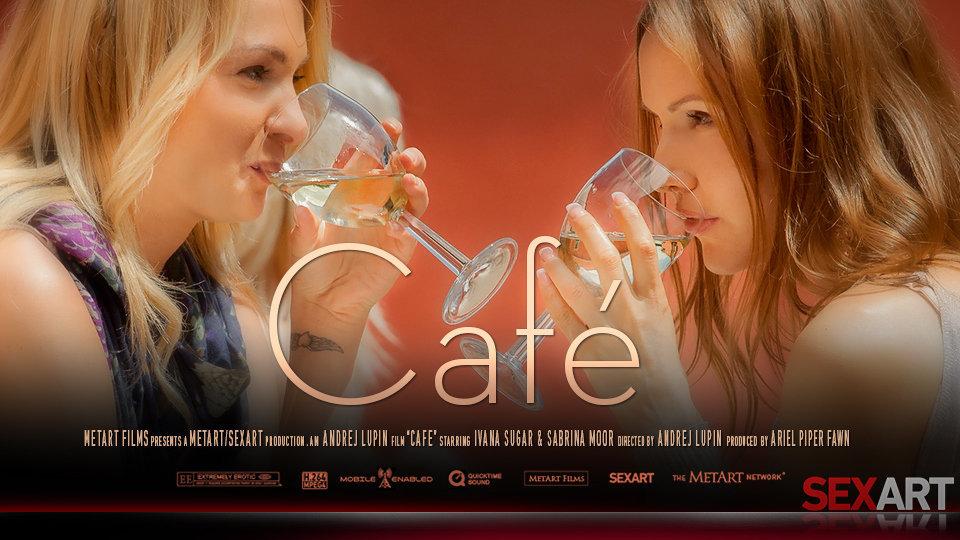 SexArt Cafe Ivana Sugar, Sabrina Moor