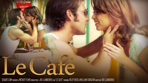 Le' Cafe starring Riley Reid & William Corazon