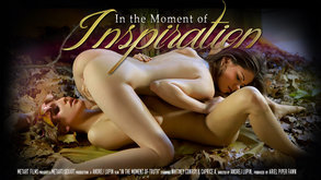 In The Moment of Inspiration starring Caprice A & Whitney Conroy