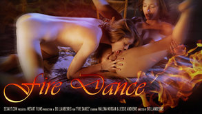 Fire Dance starring Jessie Andrews & Malena Morgan
