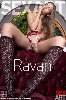 SexArt - Milena D - Ravani by Antares