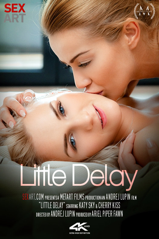 Little Delay featuring Cherry Kiss & Katy Sky by Andrej Lupin