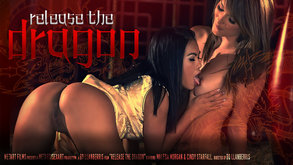 Release The Dragon starring Cindy Starfall & Malena Morgan