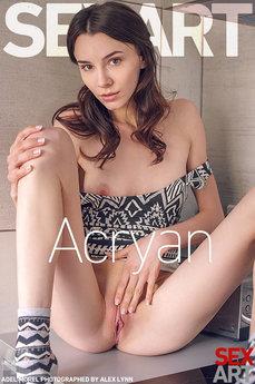 SexArt - Adel Morel - Acryan by Alex Lynn
