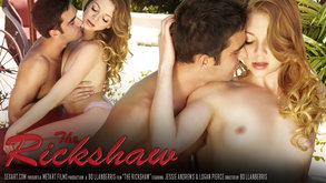 The Rickshaw starring Jessie Andrews & Logan Pierce
