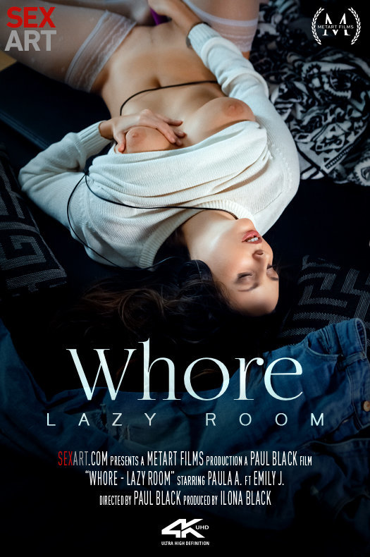 Whore - Lazy Room featuring Emily J & Paula A by Paul Black
