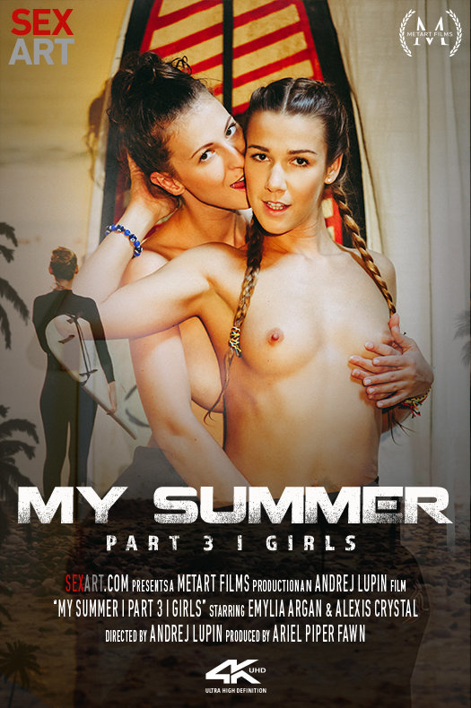 My Summer Episode 3 - Girls featuring Alexis Crystal & Anya Krey & Candice Demellza & Emylia Argan & Lilu Moon & Maxmilian Dior & Nick Ross by Andrej Lupin