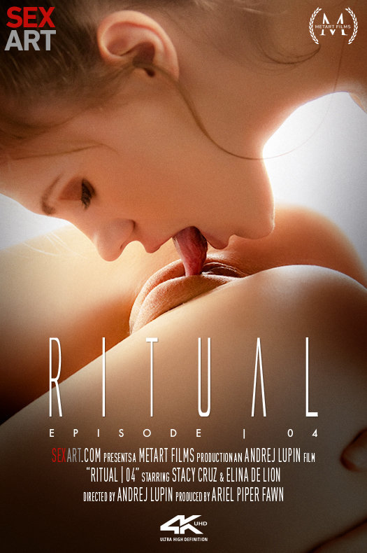 Ritual 4 featuring Elina De Lion & Stacy Cruz by Andrej Lupin