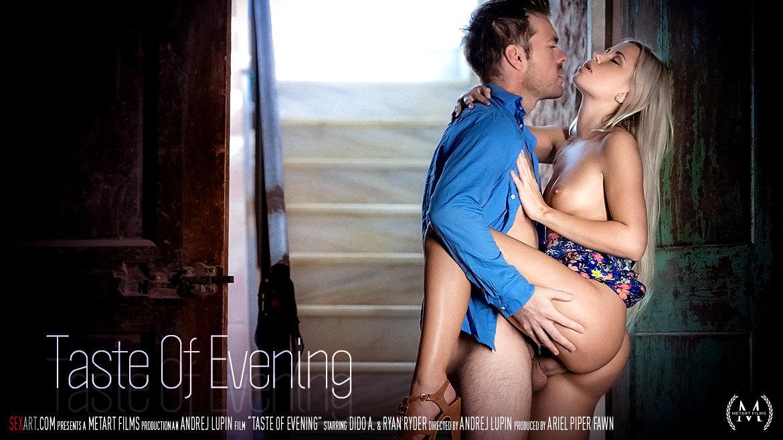 Sex Art - Dido A & Ryan Ryder - Taste Of Evening