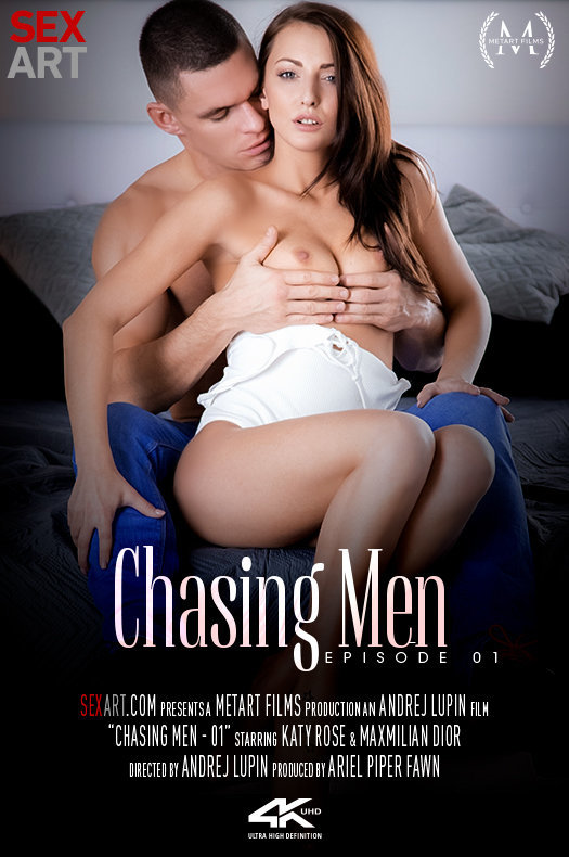 Chasing Men Episode 1 featuring Katy Rose & Maxmilian Dior by Andrej Lupin