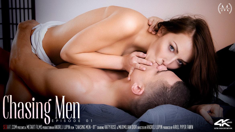 Sex Art - Katy Rose & Maxmilian Dior - Chasing Men Episode 1