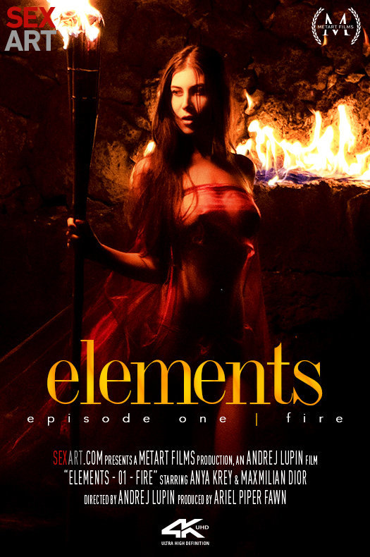 Elements Episode 1 - Fire featuring Anya Krey & Maxmilian Dior by Andrej Lupin