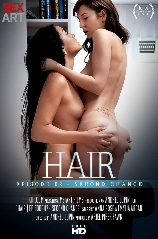 Hair Part 2 - Second Chance featuring Anna Rose & Emylia Argan by Andrej Lupin