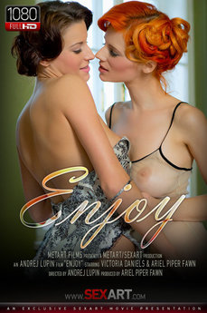 SexArt Vintage Collection - ENJOY Ariel Piper Fawn & Victoria Daniels