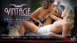 Vintage Collection - Cherished Love starring Jenny Simons & Suzie Carina