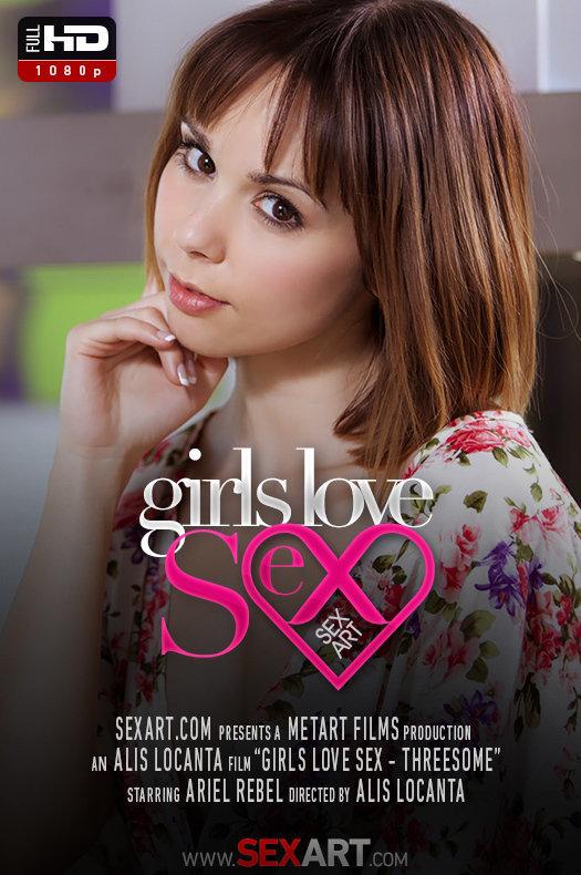 Girls Love Sex - Threesome