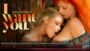 I Want You starring Ariel Piper Fawn & Miela A