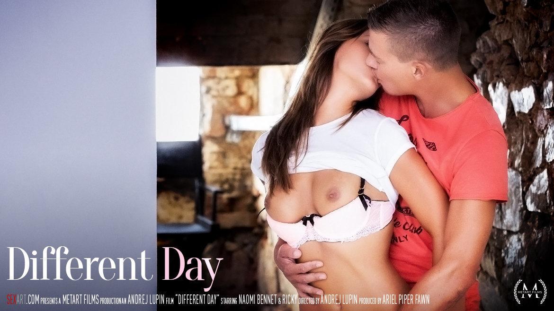 Sex Art - Naomi Bennet & Ricky - Different Day
