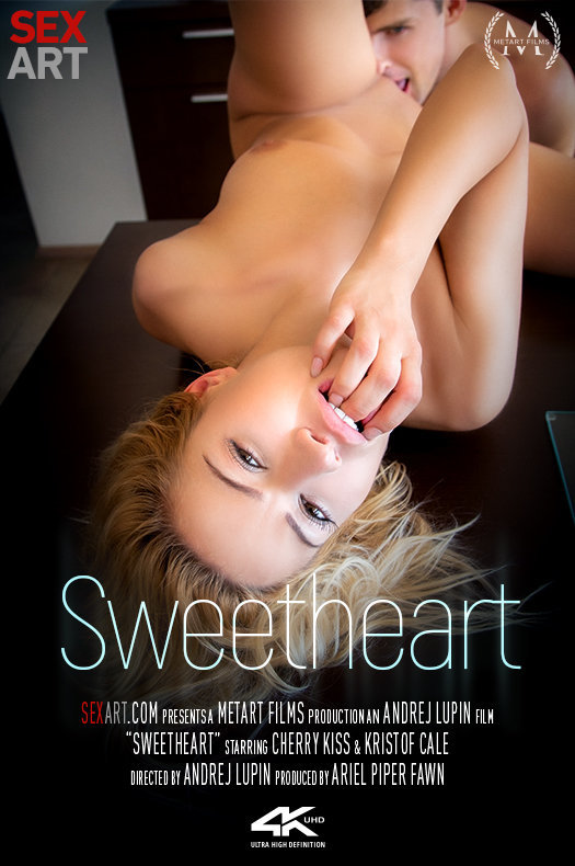 Sweetheart featuring Cherry Kiss & Kristof Cale by Andrej Lupin