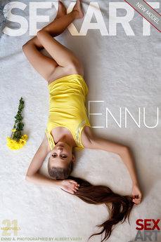 SexArt - Ennu A - Presenting Ennu by Albert Varin