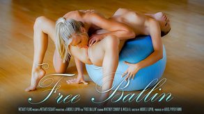 SexArt Free Ballin Miela A & Whitney Conroy