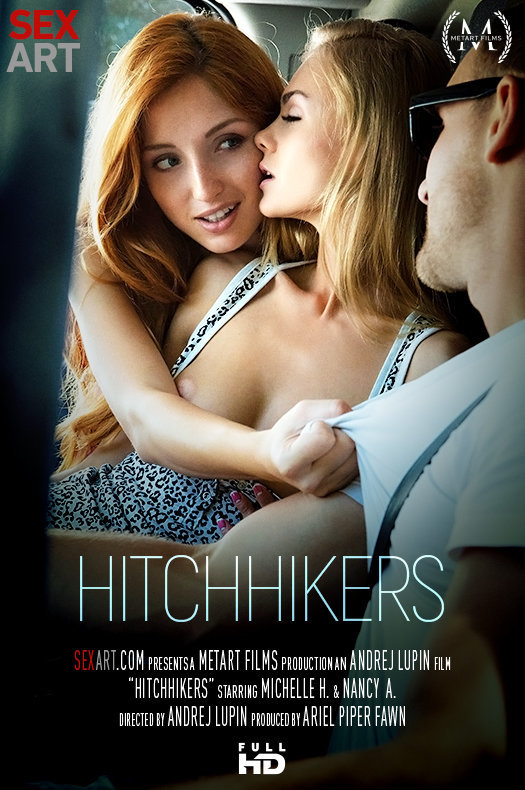 Hitchhikers featuring Michelle H & Nancy A by Andrej Lupin
