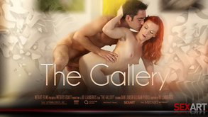 The Gallery starring Dani Jensen & Logan Pierce