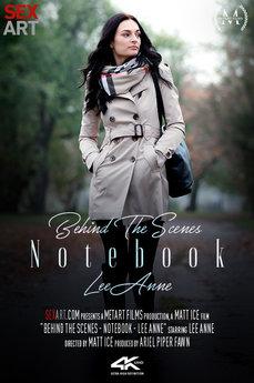 Behind The Scenes: Notebook - Lee Anne