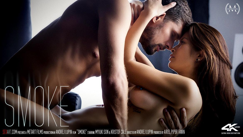 Sex Art - Myiuki Son & Kristof Cale - Smoke