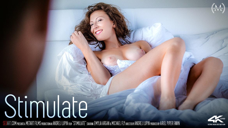 Sex Art - Emylia Argan & Michael - Fly Stimulate