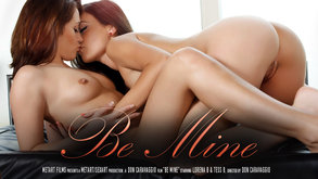 Be Mine starring Lorena B & Tess B