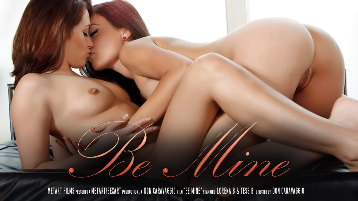 SexArt Be Mine Lorena B, Tess B