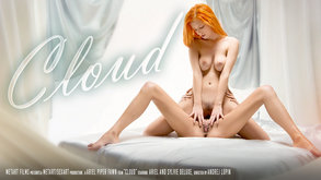 Cloud starring Ariel Piper Fawn & Silvie Deluxe