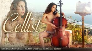 SexArt Rilee Marks 720p Cellist masturbation