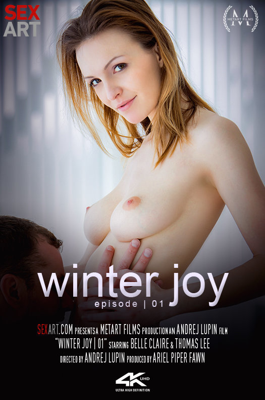 Winter Joy 1 featuring Belle Claire & Thomas Lee by Andrej Lupin
