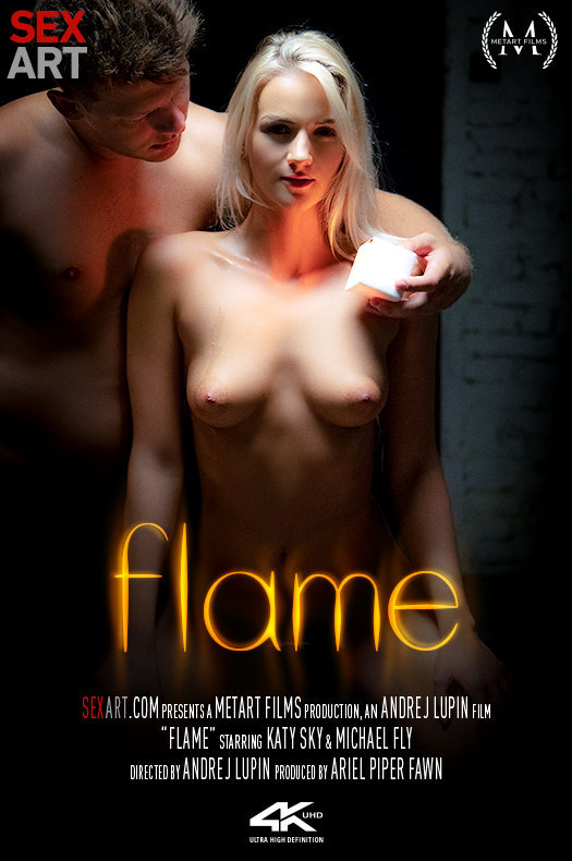 Flame featuring Katy Sky & Michael Fly by Andrej Lupin