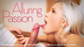 Alluring Passion starring Dido A & Tommy Deer
